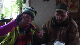 Военный волонтер Женя Бильченко и Саша  (часть-2)