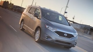 Nissan Quest (RE52) 2010 - 2017