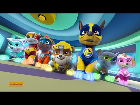Movie Listing Now Showing Paw Patrol Mighty Pups