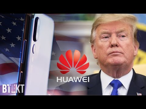 Huawei Responds To Trump - Does Huawei Really Need The US?