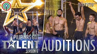 pilipinas got talent 2018 auditions  bardilleranz  pull up bars exhibition