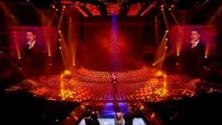 "The Winner of The X Factor 2009: Joe McElderry sings ""The Climb"""