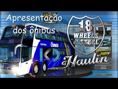 18 WOS TRIP TÉLÉCHARGER BUSSCAR WITH BUS HAULIN