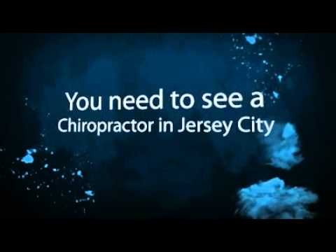 Video Chiropractor Jersey City