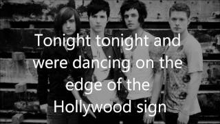 Hot Chelle Rae- Tonight Tonight lyrics