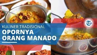 Tuturaga, Kuliner Olahan Daging Penyu khas Manado