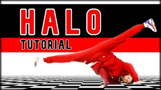 BEST HALO TUTORIAL (2019) - BY SAMBO - HOW TO BREAKDANCE (#4)