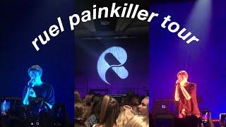 Ruel Painkiller Tour   Brisbane Show | Vlog