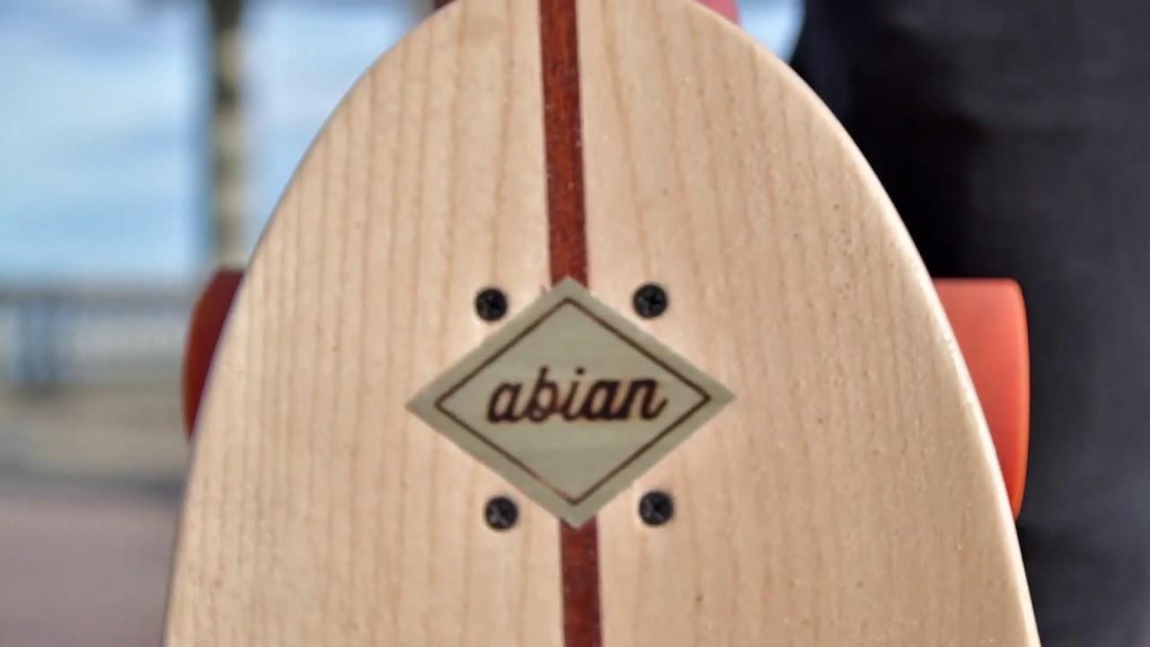 """ABIAN SURFSKATE 30"""""""