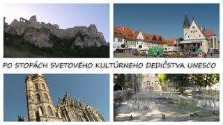 Po stopách svetového kultúrneho dedičstva UNESCO | tripvideo | George