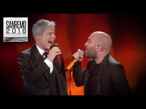 """, title : 'Sanremo 2018 - I Negramaro e Claudio Baglioni duettano con """"Poster""""'"""