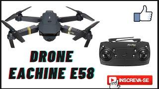 Review do Drone Eachine E58 | D Tudo