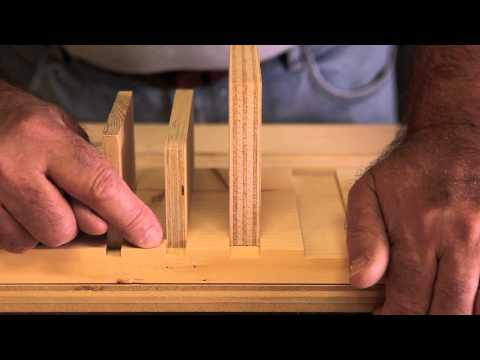 Cut Dado Joints Of Any Size With An Adjustable Jig