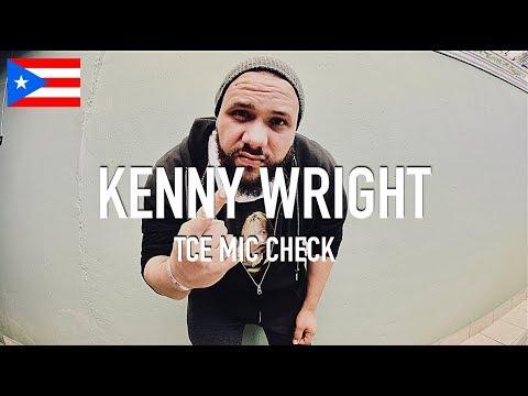 Kenny Wright - Cinta Negra [ TCE Mic Check ]