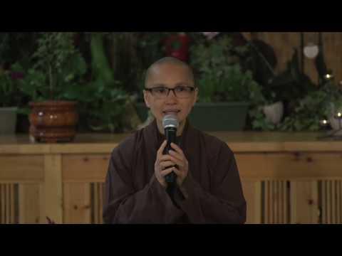 Sống Hạnh Phúc Trong Tăng Thân (Tiếng Việt) Sr. Hội Nghiêm 2017.4.23