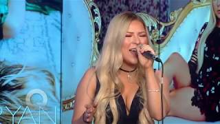 """Bianca Ryan on The Q! Show performing """"Remember"""" LIVE"""