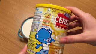 Nestle Cerelac Baby Rice Product Review
