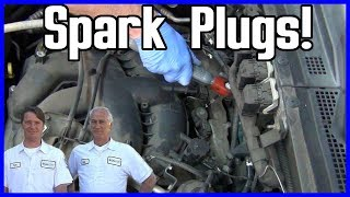 Spark Plug Replacement Ford Escape V6 3.0L