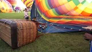 Развивающий мультфильм для детей о воздушных шарах. Летаем на воздушном шаре в Америке
