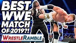 BEST WWE Match Of 2019?! WWE SmackDown, August 13, 2019 Review | WrestleTalk's WrestleRamble