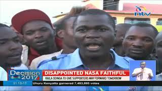 All eyes on Raila's next move - VIDEO