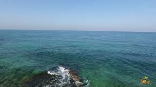 بعد صفاء الأجواء - جولة في سماء مدينة يافا وشاطئها الساحر
