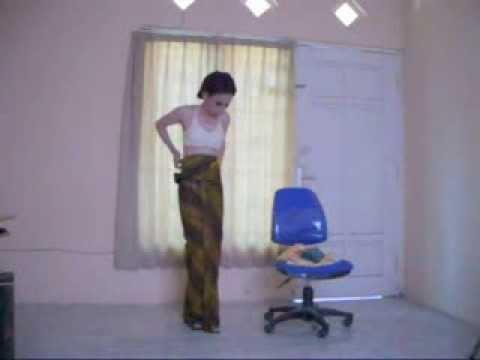 Video cara memakai kain wiron 1