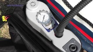 Лодочный насос электрический в новосибирске недорого
