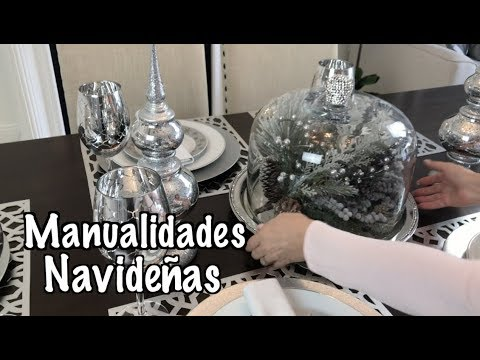 Videos Youtube Manualidades Navidenas.Manualidades Navidenas 2018 Ideas Para Decorar En Navidad