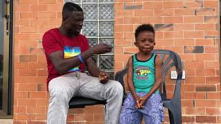 Kwaku Manu aggressive interview with Don Little