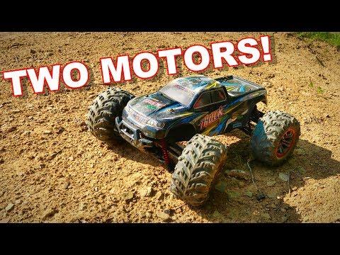 Dual Motor RC Truck – XinLeHong Toys 9125 1/10th 4WD – TheRcSaylors