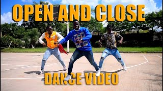 Mr Eazi   Open & Close Ft Diplo (Official Dance Video) | Dance Republic Africa