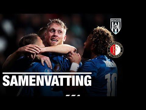 Samenvatting | Heracles Almelo – Feyenoord 2018-2019