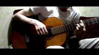 ALEXEEV - Пьяное солнце (аранжировка на гитаре)