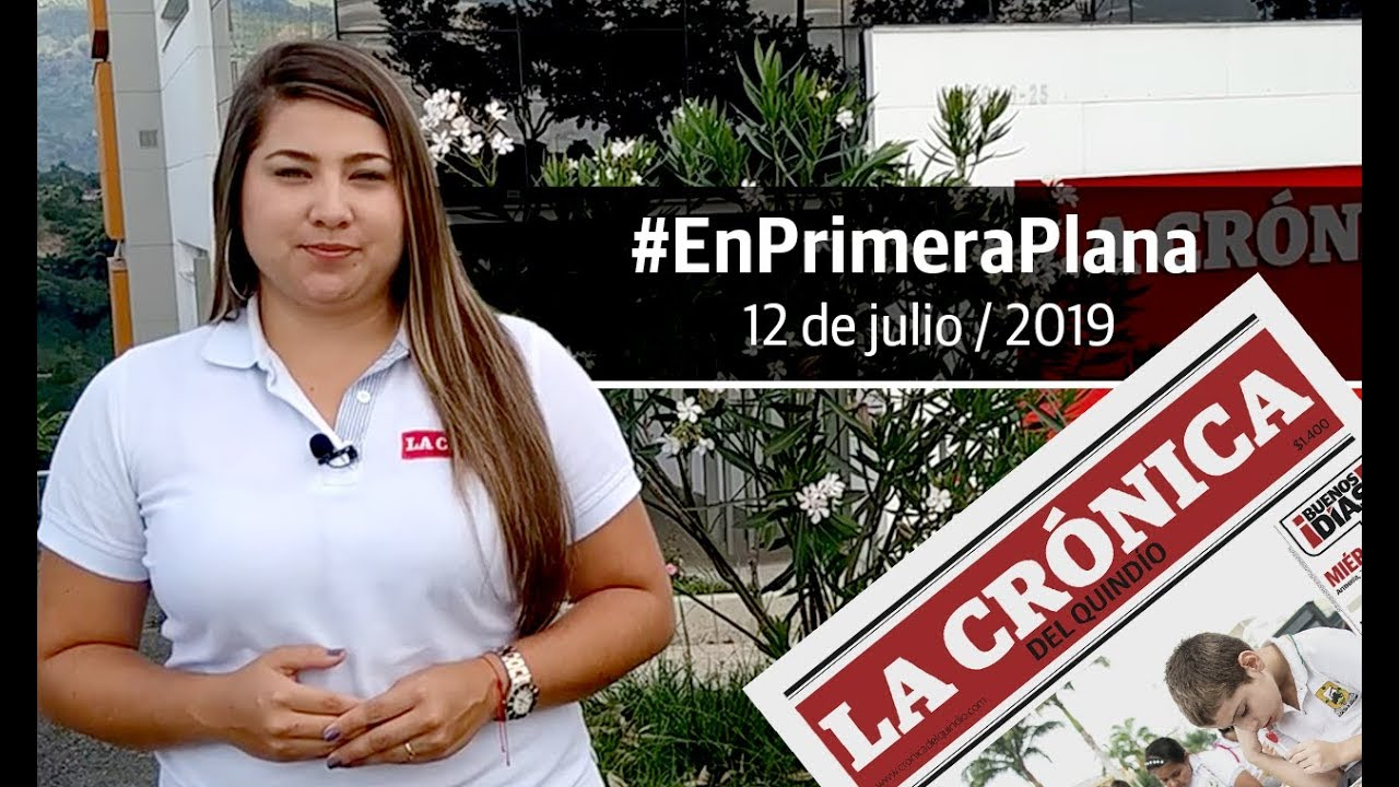 En Primera Plana: lo que será noticia este sábado 12 de julio