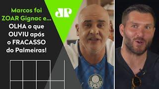 Gignac rebate Marcos e zoa o Palmeiras após 4º lugar no Mundial