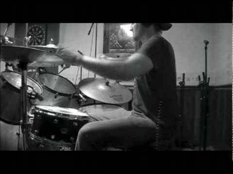 DELIVER US FROM EVIL - STILL I RISE - Studio Drum Cam