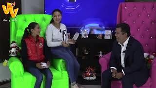 Las Chicas V&V entrevistan al dirigente de AN en el municipio de Puebla, Jesús Zaldivar