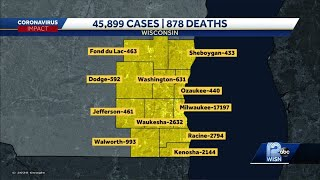 Coronavirus in Wisconsin: More than 1,000 new cases