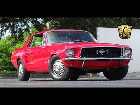 1967 Ford Mustang for Sale - CC-950903