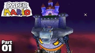 Paper Mario, Part 01: Castles In The Sky!