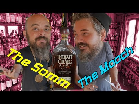 Whiskey Review: Elijah Craig  Barrel Proof Bourbon