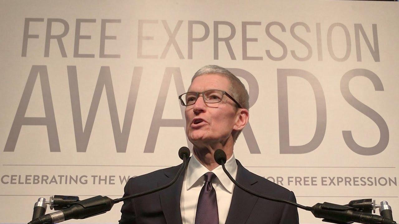 Apple Wins Free Speech Award After China Censorship | China Uncensored thumbnail