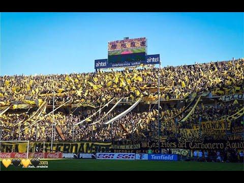 """""""Entrada de los bombos y hinchada (#PEÑAROL VS #Nacional de Montevideo) #CLASICO #2019"""" Barra: Barra Amsterdam • Club: Peñarol"""