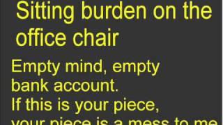 Division of Laura Lee - Black City lyrics
