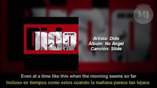 Letra Traducida Slide de Dido