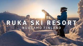 Finland kuusamo ruka