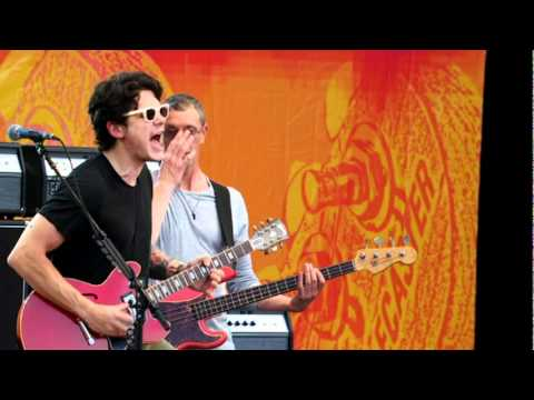 John Mayer - Ain't No Sunshine  - Live At The Crossroads Guitar Festival 2010
