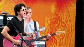John Mayer - Ain't No Sunshine  - Live at the Crossroads Guitar Festival 2010