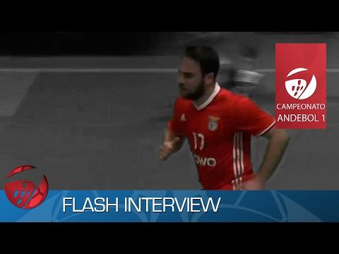 Flash Interview Boa Hora - Benfica